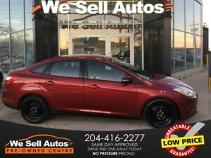 2014 Ford Focus $50 Week *SE* Happy New Year Deal!