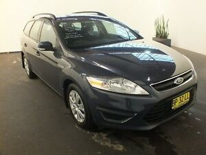 2012 Ford Mondeo MC LX Tdci Grey 6 Speed Direct Shift Wagon Clemton Park Canterbury Area Preview