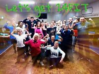 FREE 4 week 24FIT Challenge - JOIN US TODAY!