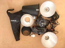 Photography Lighting Bundle