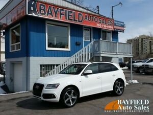 2015 Audi Q5 3.0T Technik S-Line **Navigation/Panoramic Sunroof