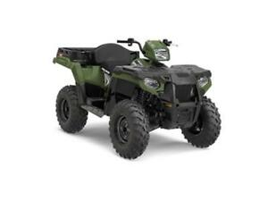 2018 Polaris Sportsman 570 X2 EPS