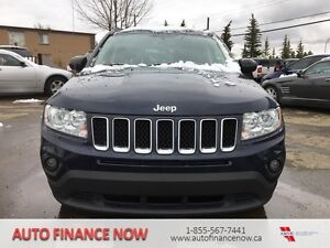 2013 Jeep Compass Limited 4x4 LEATHER REDUCED BUY HERE PAY HERE Edmonton Edmonton Area image 7