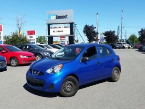 2015 Nissan Micra ONLY $19 DOWN $34/WKLY!!