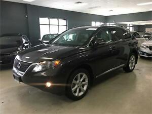 2010 Lexus RX 350*NAV*REAR CAM*ONE OWNER*FULLY SERVICED*