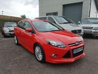 Ford Focus 1.6TDCi Zetec (115ps ) ( s/s ) 2015.64reg