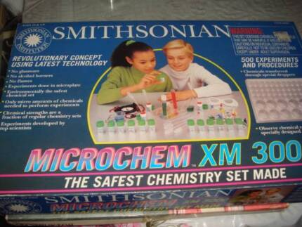 chemistry set for children Campbelltown Campbelltown Area Preview