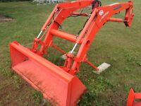 Kubota Front end Loader