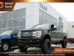 2018 Ford Super Duty F-350 SRW PLATINUM, 713A, 4X4, 6.7L V8, LTH