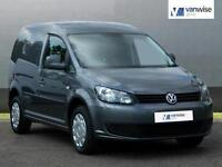 2014 Volkswagen Caddy C20 PLUS TDI TRENDLINE Diesel grey Manual