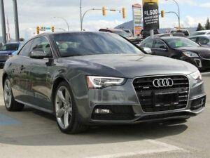 2013 Audi A5 S-Line Competition AWD w/Full Warranty