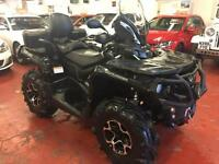 2017 (17) CAN-AM OUTLANDER 650 MAX XT-P (EC) Quad/ATV 650cc