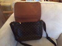 Gents Louis Vuitton Bag in excellent condition