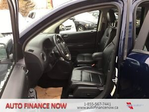 2013 Jeep Compass Limited 4x4 LEATHER REDUCED BUY HERE PAY HERE Edmonton Edmonton Area image 6
