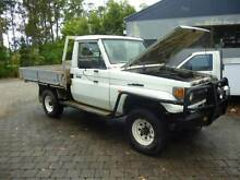 1992 Toyota LandCruiser Ute Molendinar Gold Coast City Preview