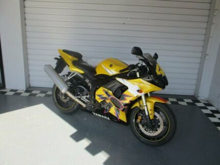 Yamaha yzf r6 motorcycles gumtree australia logan area 2005 yamaha yzf r6 600cc 599cc fandeluxe Images