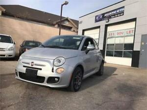 Finance available ! safetied 2012 Fiat 500 sport