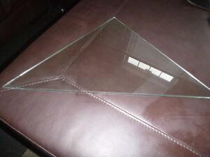 Tablettes en vitre - Glass Shelves