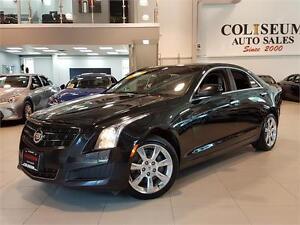 2013 Cadillac ATS 2.0L TURBO-AWD-LEATHER-AUTOMATIC
