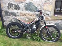 2014 Beta Evo 250 Trials Bike (not gas gas,sherco)