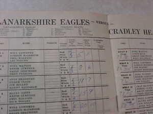 Eagles Lanarkshire Speedway Sixpence!!! London Ontario image 8