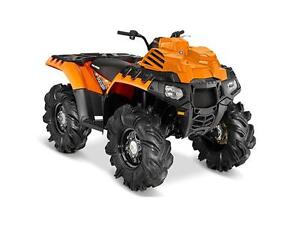 POLARIS SPORTSMAN 850 HIGH LIFTER EDITION West Island Greater Montréal image 2