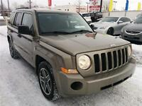 2008 Jeep Patriot Sport, 4WD, Manual, NORTH EDITION, Mags,