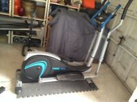FREE - York X202 cross trainer in good working order. Collect only.