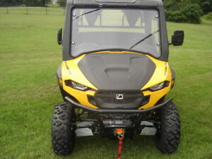 CUB CADET CHALLENGER 550 SIDE BY SIDE UTV FULLY LOADED ,
