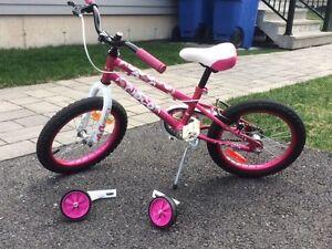 Vélo DCO 14'' pour fille
