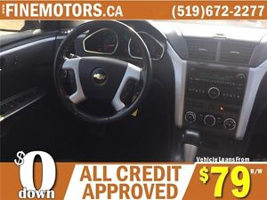 2009 CHEVROLET TRAVERSE LT * 7 PASSENGER * DVD * PANO POWER ROOF London Ontario image 10