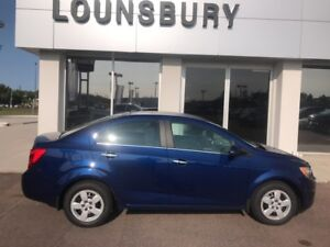 2014 Chevrolet Sonic LT  JUST $102 BI-WEEKLY!