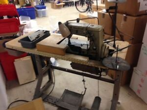 Union Special 57800 Cover Stitch Sewing Machine