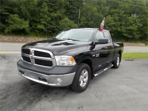 2014 Ram 1500 QUAD CAB 4WD WITH A 5.7L V8 HEMI..$99 WEEKLY OAC