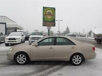 2005 Toyota Camry LE Kamloops British Columbia Preview