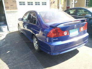 2004 Acura EL Sedan AS IS  - NEEDS TO GO ASAP