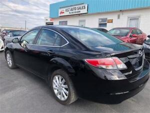 2013 Mazda Mazda6 GS LOW KM COMES W/3MTH WARRANTY INCLUDED