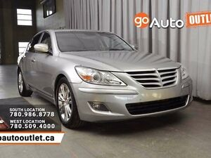 2009 Hyundai Genesis 4.6 Technology 4dr Rear-wheel Drive Sedan