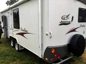 #1870 JAYCO 23' shw, A/C, R/out/walls, NEW TYRES, READY TO GO! Penrith Penrith Area Preview