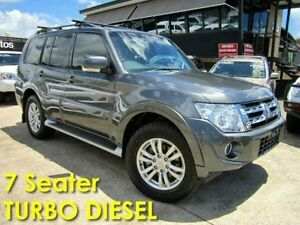 2014 Mitsubishi Pajero NW MY14 VR-X Grey 5 Speed Sports Automatic Wagon Noosaville Noosa Area Preview