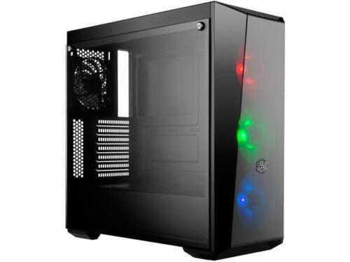 MasterBox Lite 5 RGB ATX Mid-Tower with 3 x 120mm RGB Fans,