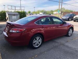 2010 Mazda 6 FINANCEMENT MAISON avec 500$ cash down APPROUVÉ