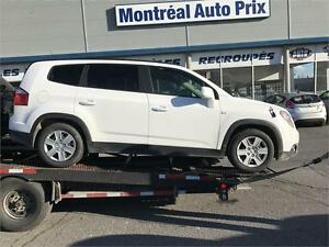 2012 Chevrolet Orlando 1LT-FULL-AUTOMATIQUE
