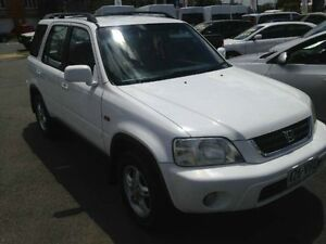2000 Honda CR-V Sport 4WD White Manual Wagon Greenslopes Brisbane South West Preview