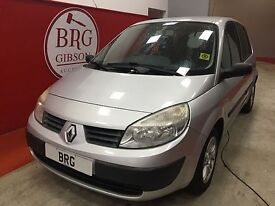 Renault Scenic (silver) 2005