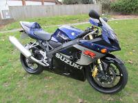 Suzuki GSX by Premier Bikes, Oxford, Oxfordshire