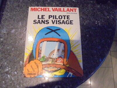 belle reedition michel vaillant le pilote sans visage