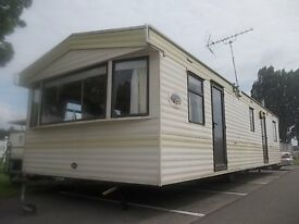 Cheap 3 bedroom caravan for sale, Mersea Island, Essex