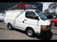 1999 Toyota Hiace RZH103R RZH103R White 5 Speed Manual Van Kingsville Maribyrnong Area Preview