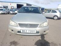Lexus IS 200 SE AUTO 2L Y148 ONY PETROL MANUAL 2001/5